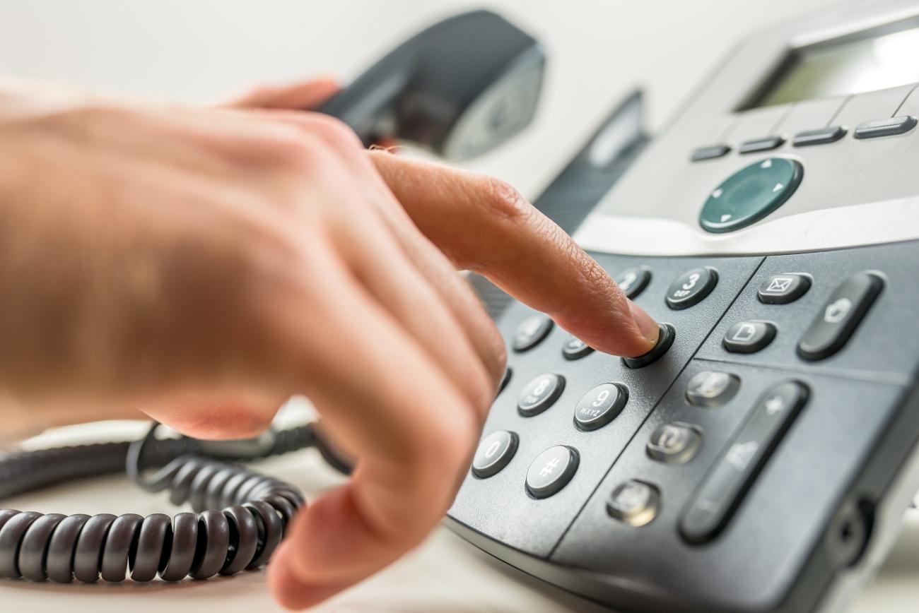 Outsourcing rejestracji telefonicznej bez zmiany numeru?
